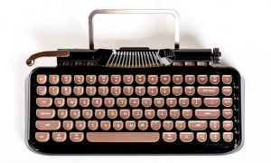 KnewKey Rymek es un magnífico teclado mecánico