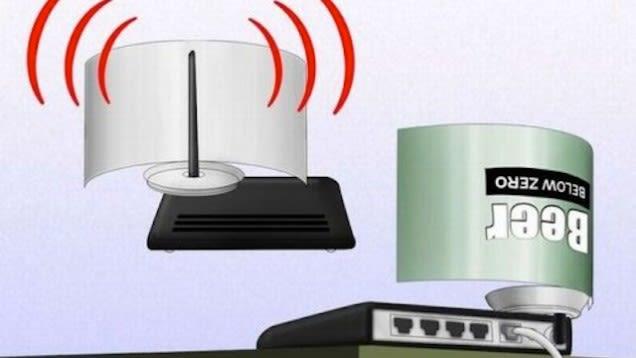 Aumente su rango de Wi-Fi con trucos de bricolaje