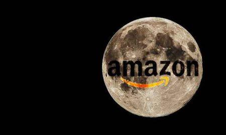Amazon podría estar entregando a la Luna para 2023