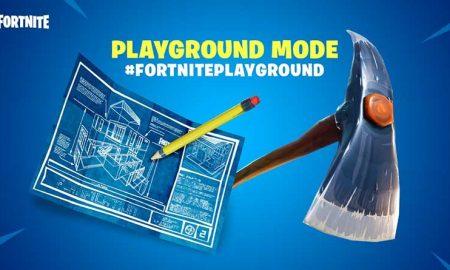 """El modo """"Fortnite Playground"""" tiene una semana más de vida"""