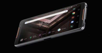 Asus anuncia el ROG Phone, hecho especialmente para jugar pubg y fortnite mobile