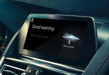 BMW pone asistente de voz en el asiento delantero