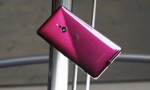 El Xperia XZ3 es el teléfono más bonito de Sony en años