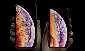 Apple presenta el iPhone XS y el enorme iPhone XS Max
