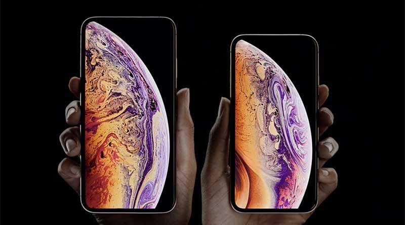 Apple presenta el iPhone XS y el enorme iPhone XS Max