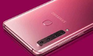 Samsung Galaxy A9 (2018) lanzado con cuatro cámaras traseras