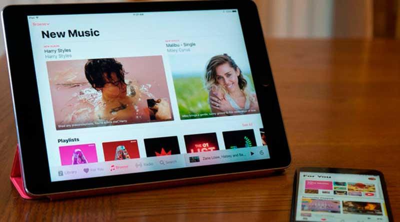 Apple Music finalmente funcionará en tabletas Android