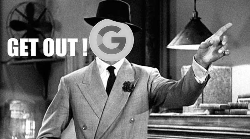 Chrome: Google bloqueará los sitios de publicidad que le impidan volver