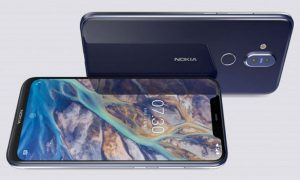 Nokia 8.1 anunciado oficialmente con Android One y Snapdragon 710