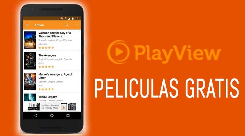 Playview APK - Ver series de tv y películas desde tu celular 2019