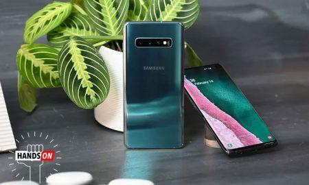 El Galaxy S10 es el teléfono con carga tecnológica agresiva que Samsung necesita