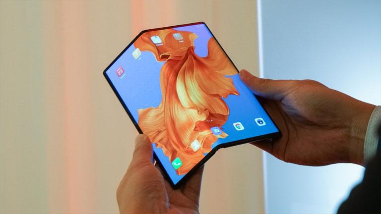 El Huawei Mate X es el teléfono plegable más prometedor hasta ahora