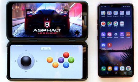 El LG V50 responde a la moda del teléfono plegable con una segunda pantalla desmontable