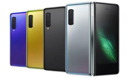Después del Galaxy Fold, Samsung tiene dos teléfonos inteligentes más que vienen