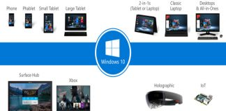 Windows 10 pasa a 800 millones de dispositivos