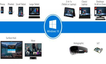 Windows 10 pasa a 800 millones de dispositivos
