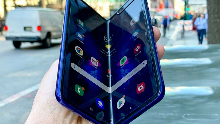 Samsung está cancelando pedidos no confirmados de Galaxy Fold antes del 31 de mayo