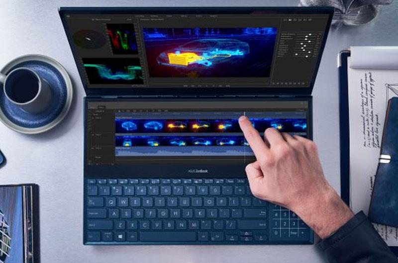 Las 5 mejores laptops de Computex 2019: las computadoras portátiles más emocionantes