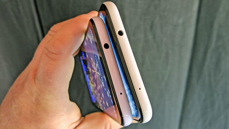 Si debe comprar un Pixel 3a o un 3a XL, depende del tamaño de pantalla que desee y de la importancia de la duración de la batería.