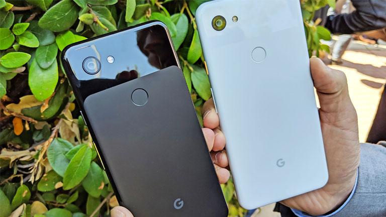 El Pixel 3a gana en precio, pero si desea una pantalla más grande, el Pixel 3a XL es el Pixel para comprar.