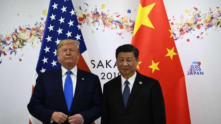 Trump cambia de opinión, dice que Huawei puede comprar algo de tecnología estadounidense después de todo