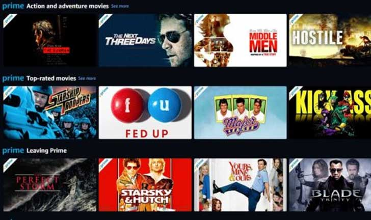 Las 10 mejores películas de acción en Amazon Prime Video