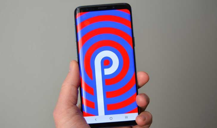 Volver a Android Pie es tan fácil como...Pie