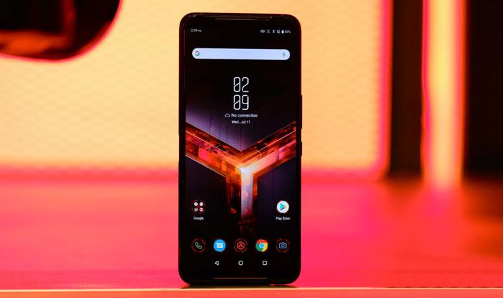 Asus ROG Phone 2 revisión: no es una belleza pero funciona como una bestia