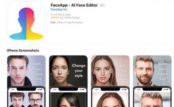 FaceApp dice que no se aferrará a las fotos de tu rostro ¿Deberías confiar en ello?