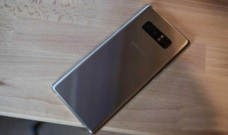 Galaxy Note 8 de regreso: A la sombra del Note 10