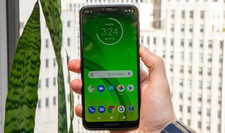 Moto G7 Power Revisión: increíble duración de la batería