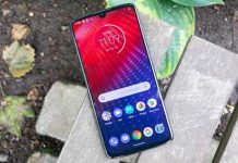 Moto Z4 revisión: El teléfono 5G más destacable del mundo