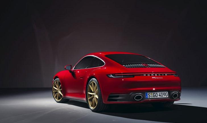 El Porsche Carrera 2020 será la piedra angular de la nueva familia 911