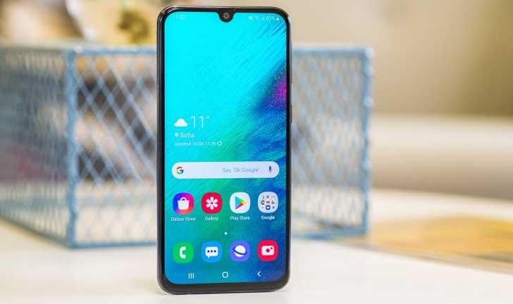 Samsung Galaxy A40 revisión: un smartphone compacto de gama media