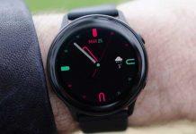 Samsung Galaxy Watch Active: Gran hardware decepcionado por el seguimiento errático