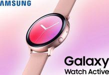 Samsung Galaxy Watch Active 2 reloj inteligente