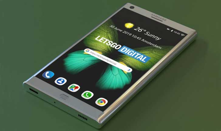¿Cuándo podemos comprar un smartphone plegable?