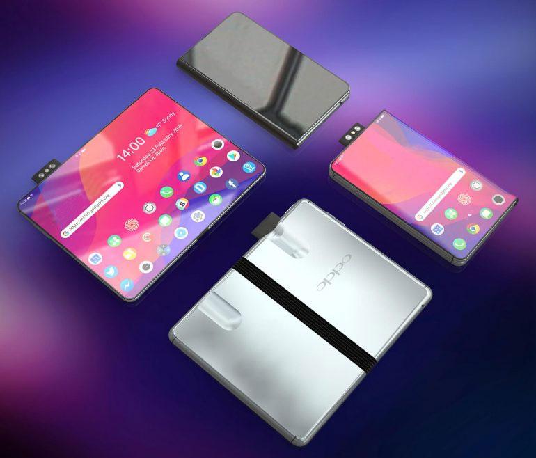 Oppo y Xiaomi también están trabajando en un dispositivo plegable