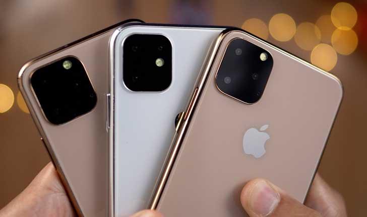 Este podría ser nuestro mejor vistazo a la serie iPhone 11 de Apple hasta ahora