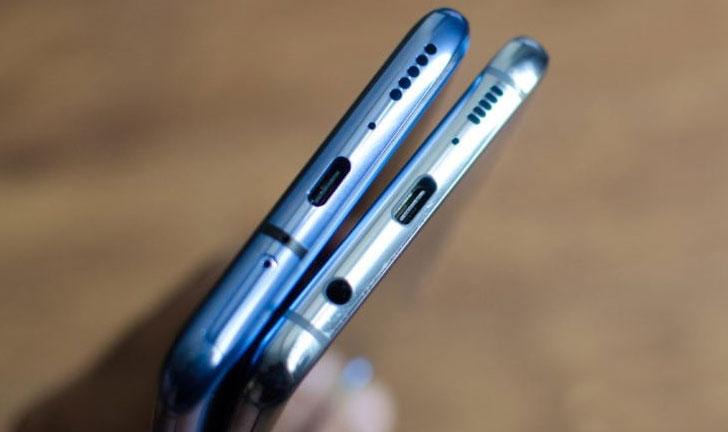 Informe: 1% de los compradores de teléfonos inteligentes de EE. UU. Piensan que la toma de auriculares es una de las tres funciones principales