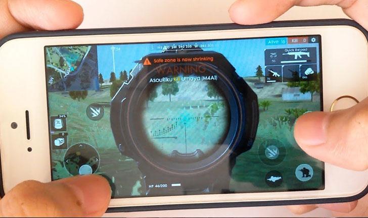 Los 5 Mejores Telefonos Para Juegos En Los Que Jugar Free Fire Y Fortnite