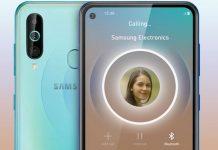 Teléfono inteligente Samsung Galaxy M90