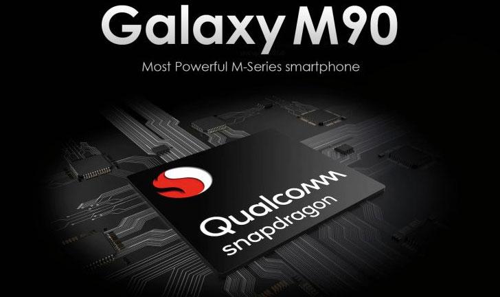 Galaxy M90 se convierte en el teléfono inteligente de la serie M más caro de Samsung