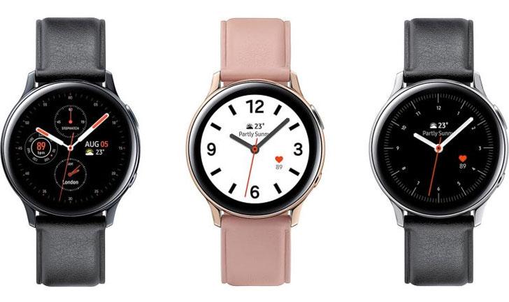 Características del nuevo reloj inteligente Samsung Galaxy