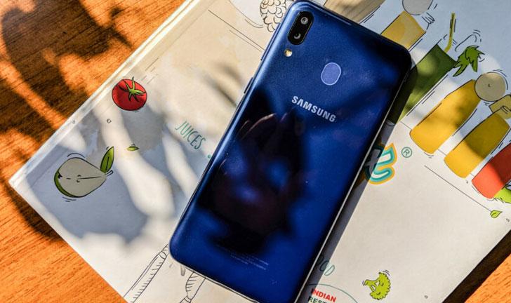 ¿Por qué deberías comprar el Galaxy M20?