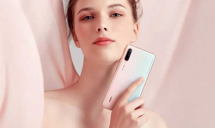 Edición Xiaomi Mi CC9e y Mi CC9 Meitu