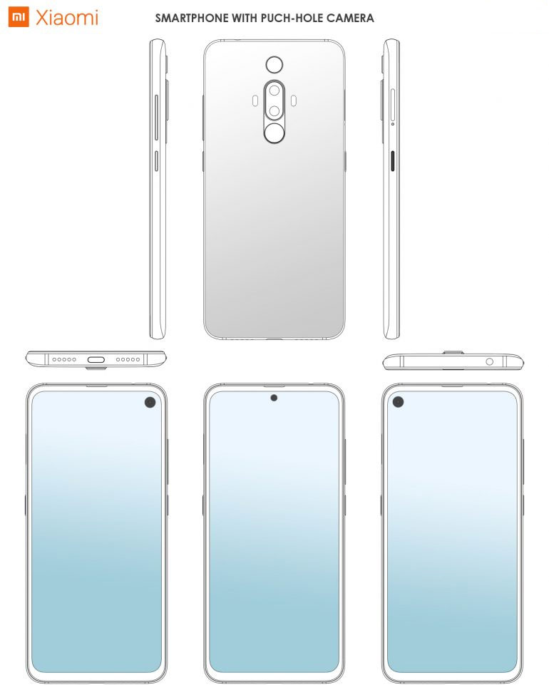 Teléfonos Xiaomi con cámara triple