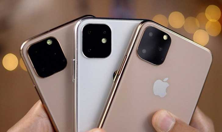 "Apple iPhone Pro, modelo de 5.8"" y 6.5"""