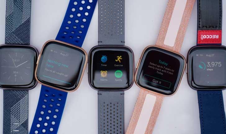 Hardware Fitbit Versa 2: más simple, más limpio