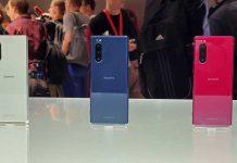 Sony Xperia 5: la versión más pequeña de Sony del buque insignia